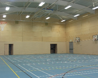 Kings School Sports Hall Gloucester Projects Hwm